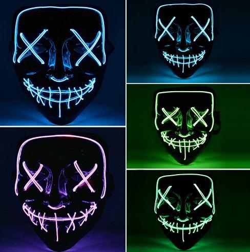 Что такое неоновая маска?