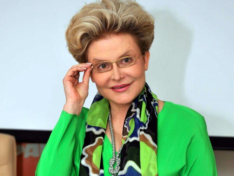 Елена Малышева и мошенники