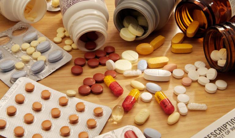 Большой список фейковых препаратов.
